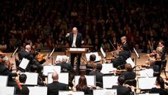 "Premiere of ""Onward"" with Atlanta Symphony"