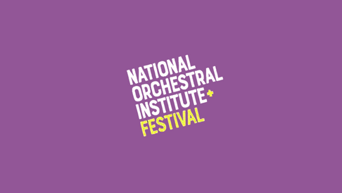 2021 National Orchestral Institute + Festival