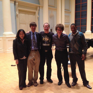 Samford Composition Studio Masterclass with Lowell Liebermann
