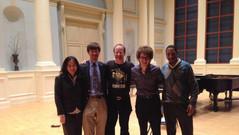 Samford Composition Studio Masterclass with Lowell Liebermann