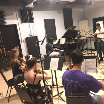 MRC Residency, CSYO Musicians