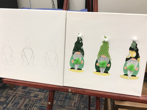 Mad for Art Gnomies