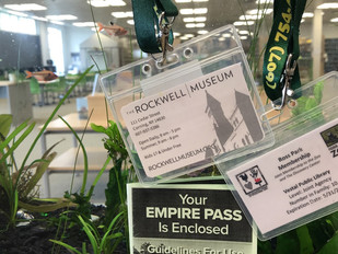 Museum and Park Passes