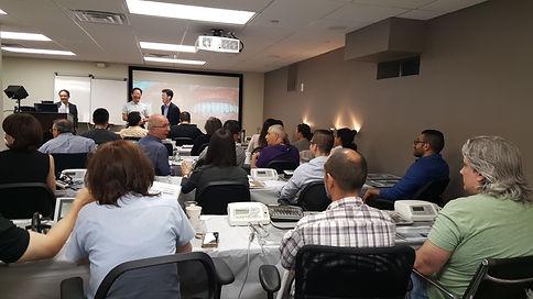 Seminar with Dr. Kiwon Shin