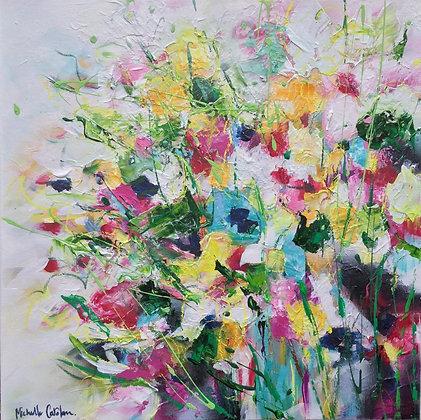 Floral Dance - Sold