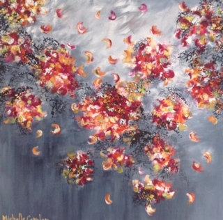 Autumn Flurry - SOLD
