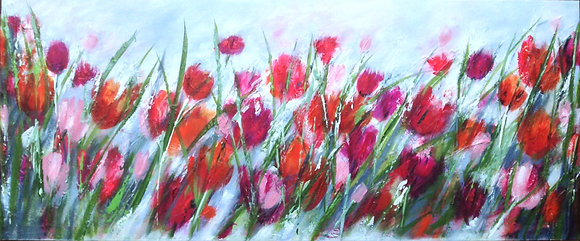 Whispers of Spring - SOLD