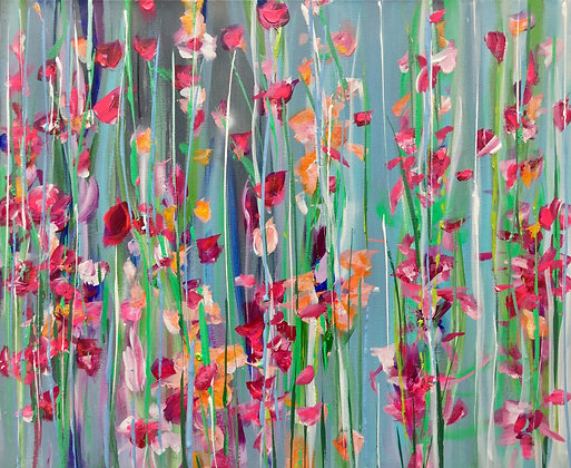 Hello Spring - Sold