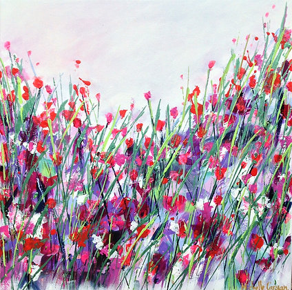 Rosebud Bloom - Sold