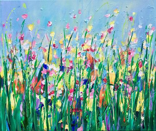 Spring Joy - Sold