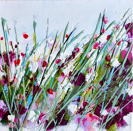 Mini Blooms 09 - SOLD