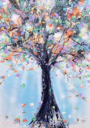 Confetti Tree - SOLD