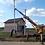 Thumbnail: Строительство и монтаж линий ЛЭП, столбов, опор, бурение