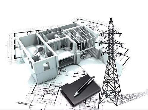 Проект электроснабжения садовых участков СНТ, кооператив, товарищество