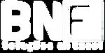 Logotipo BNF na cor Branca