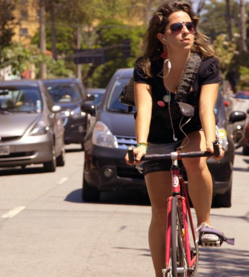 Bike Vs Carros