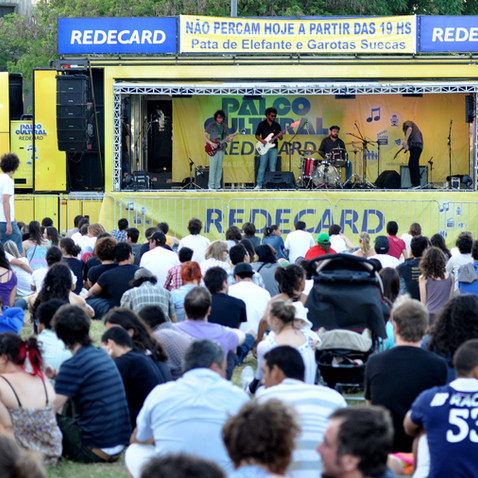 Redecard Cultural Stage