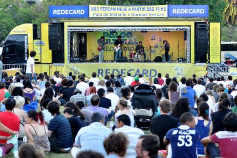 Palco Redecard | Evento