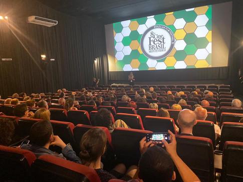8o Cine Fest Brasil Montevideo  Festivais