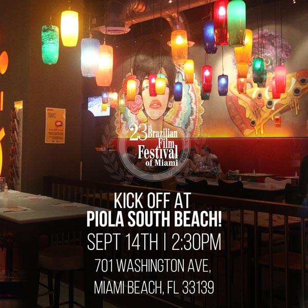 KICK OFF AT PIOLA SOUTH BEACH