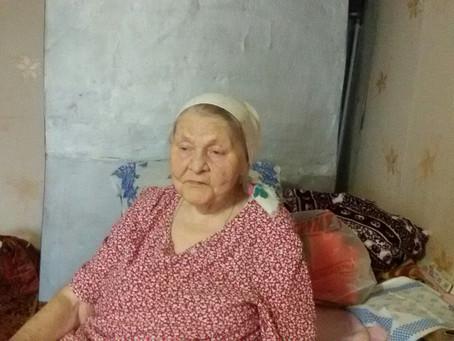 В Капустином Яре простились с многолетней труженицей храма - А. Ф. Шевченко