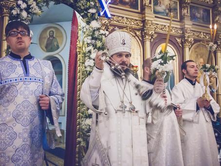 В Ахтубинске встретили Рождество Христово