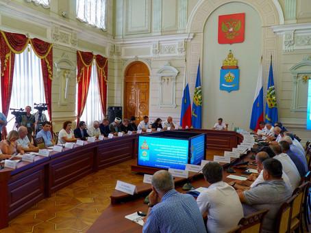 В Астрахани состоялось очередное заседание этноконфессионального совета