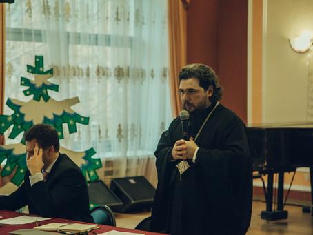 В рамках Рождественских чтений организована работа секции ОДНКНР