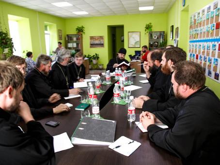 В Ахтубинске был проведён семинар для настоятелей приходов