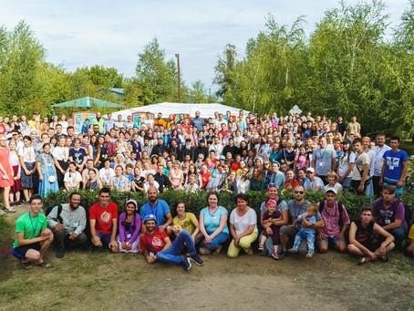 В Каспийской столице завершился XXIII Православный Молодежный Международный Фестиваль «Братья»
