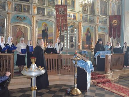 """Концерт """"В Похвалу Пресвятой Богородицы"""" состоялся в Никольском"""