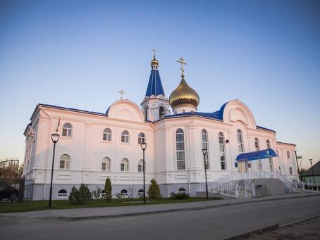 Врио губернатора Астраханской области Сергей Морозов посетил Ахтубинск с первым визитом