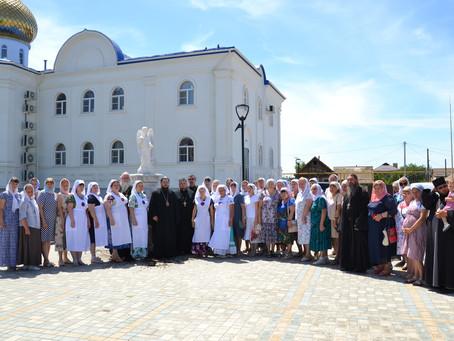 Cостоялся I Съезд социальных работников Ахтубинской епархии