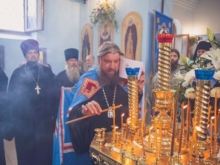 Состоялся визит митрополита Астраханского и Камызякского Никона в Ахтубинскую епархию