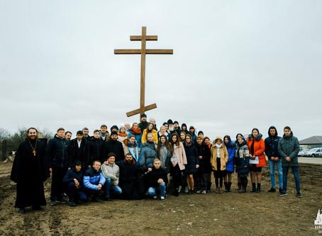 В с. Растопуловка состоялся XI слёт православной молодёжи