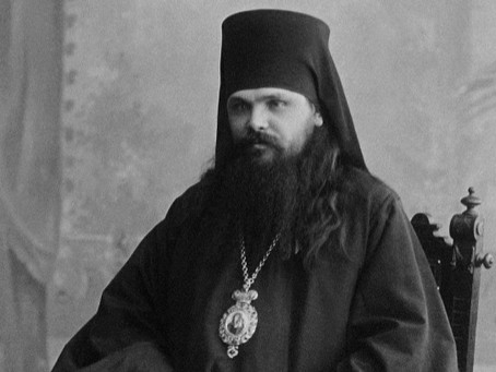 В Астраханской митрополии проходит год пямяти священномученика Митрофана (Краснопольского)