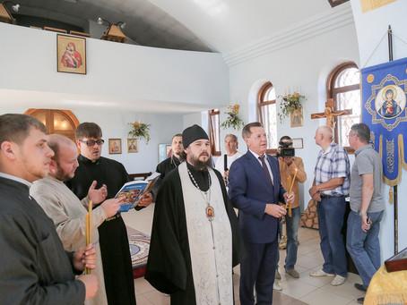 Губернатор Астраханской области посетил город Ахтубинск