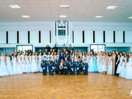 В Ахтубинске состоялся III Сретенский бал православной молодёжи