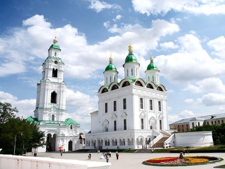 Астраханскую митрополию посетит Святейший Патриарх Московский и всея Руси Кирилл