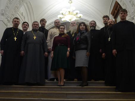 Клирики епархии прошли диспансеризацию