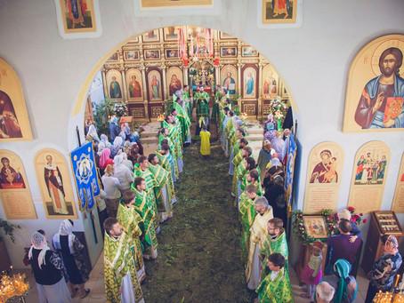 В Ахтубинске состоялось епархиальное собрание клириков и мирян
