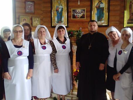 Сестричество свт. Луки Крымского отметило первую годовщину со дня образования
