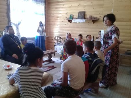 Сестричество Луки Крымского организовало детские праздники