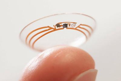 Farmacêutica vai produzir lentes de contato inteligentes do Google