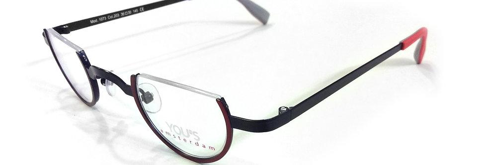 Óculos de Grau You's Amsterdam 1073 Cor 203