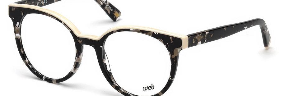 Óculos de Grau Web 5227 Cor 055