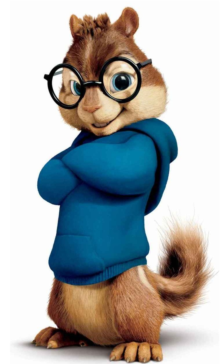 Simon de Alvin e os Esquilos
