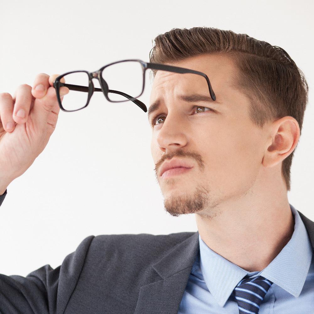 Dicas para conservar bem seus óculos