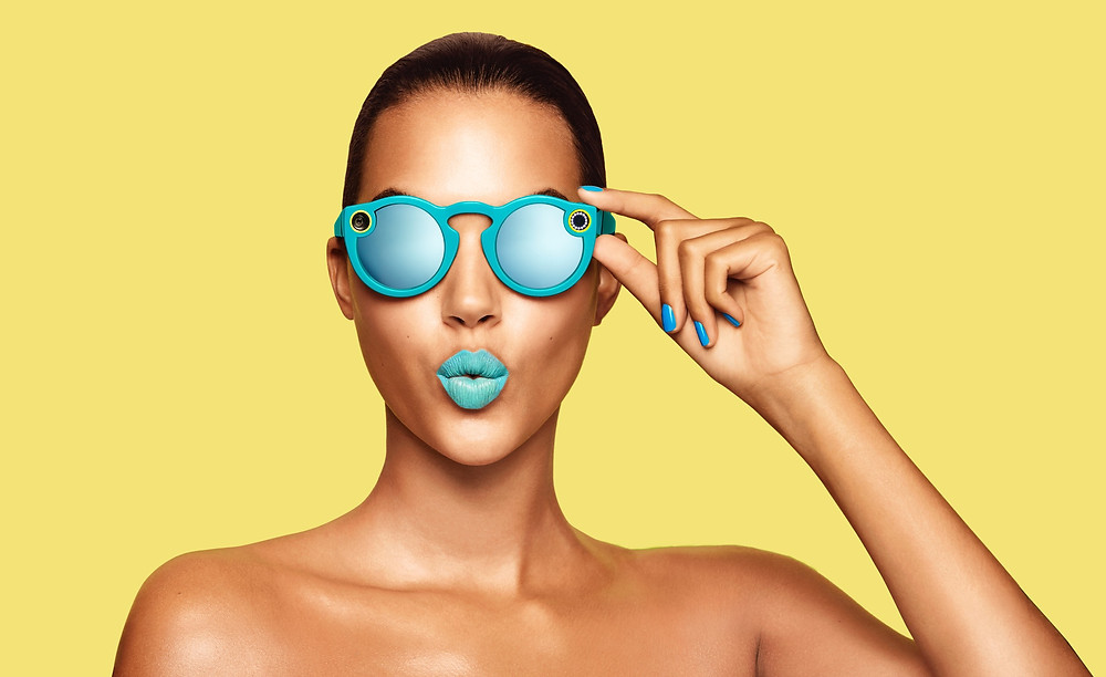 Oculos Spectacles Snapchat