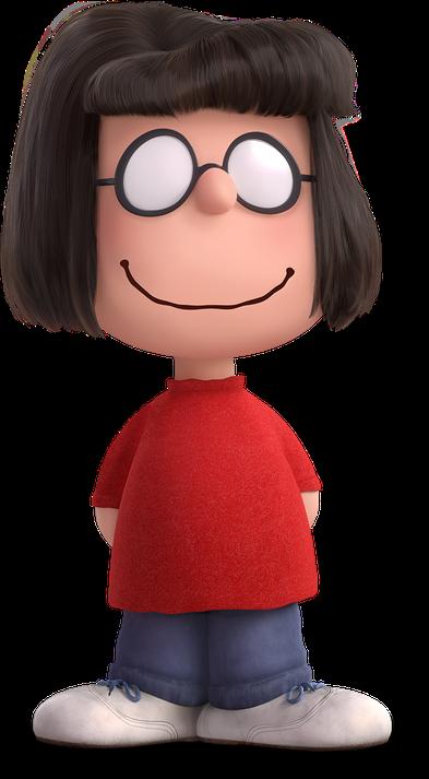 Marcie do Snoopy